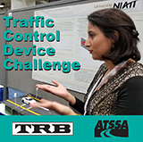 Winners of Traffic Control Device Challenge announced at TRB Annual Meeting